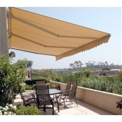 solid awnings details about retractable awning patio awning solid beige color canopy tent rv tent