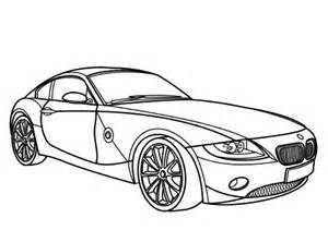 bmw car z4 coupe coloring pages best place to color