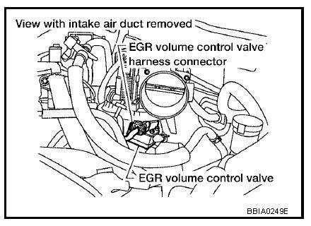 po400 nissan p0400 2005 nissan maxima exhaust gas recirculation