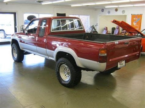 1992 Toyota Tacoma Find Used 1992 Toyota Extended Cab 4x4 In Mount