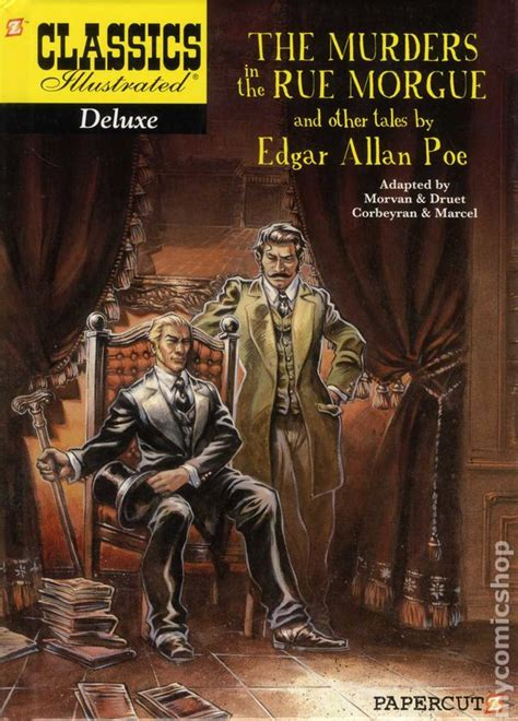 classics illustrated deluxe hc vol classics illustrated deluxe hc 2007 2014 papercutz comic