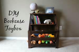 box bookcase combo turtles and tails bookshelf toybox combo diy