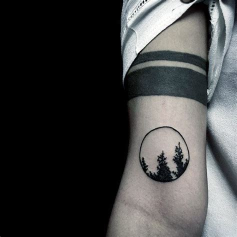 Tattoo Minimalist Arm | 90 minimalist tattoo designs for men simplistic ink ideas