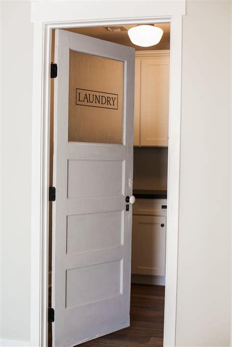 signature laundry door  rafterhouse laundry doors
