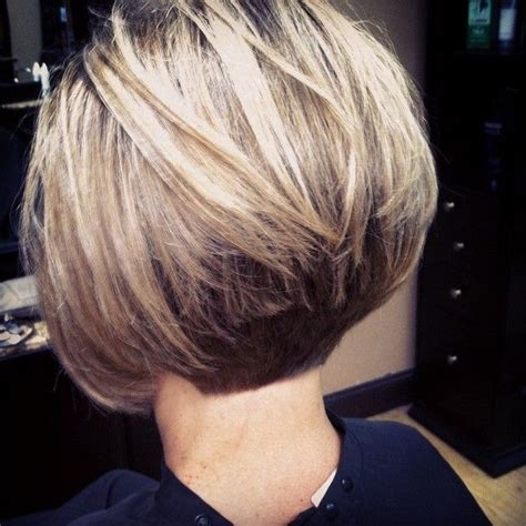 wedge haircut with stacked back 1000 ideas about stacked bob long on pinterest stacked