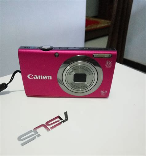 Kamera Digital Canon Powershot A2300 jual digital bekas canon powershot a2300 hd banyuwangilaptop handphone laptop