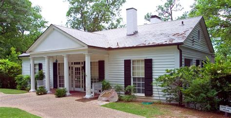 roosevelt s little white house warm springs vacation travel guide and tour information aarp