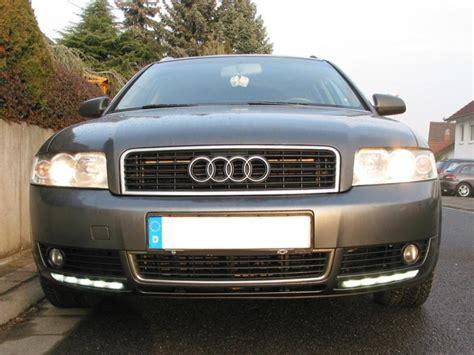 Audi A4 B6 Tagfahrlicht 8e b6 tagfahrlicht im frontgrill nachr 252 sten