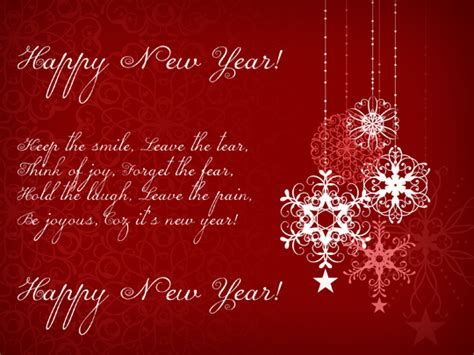 new year card template free card new year greeting card template