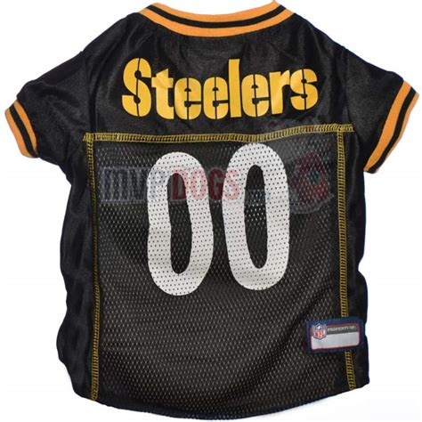 nfl jerseys for dogs pittsburgh steelers nfl jersey