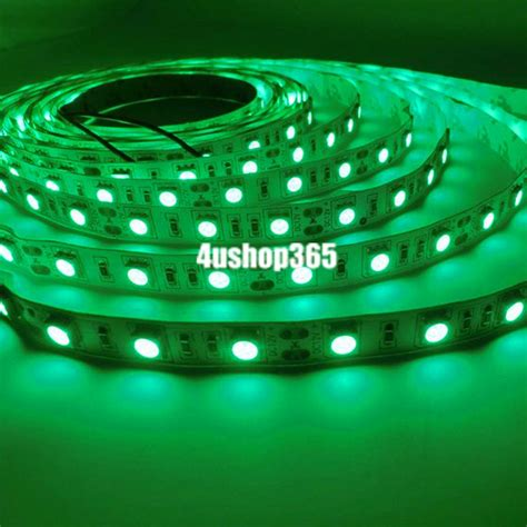 Multi Color Led Light Strips Multi Color 1m Rgb 3528 Smd Waterproof 60 Led Light
