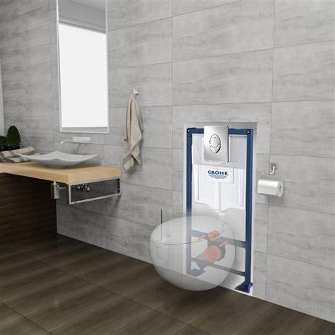 grohe wc pack wc suspendu complet de la marque grohe sous forme d oeuf