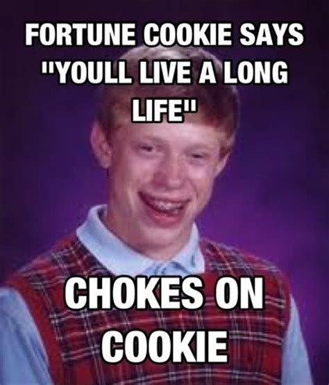 Funny Bad Luck Brian Memes - best 20 bad luck brian ideas on pinterest bad luck