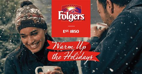 Holiday Cash Sweepstakes - folgers warm up the holidays sweepstakes 2017