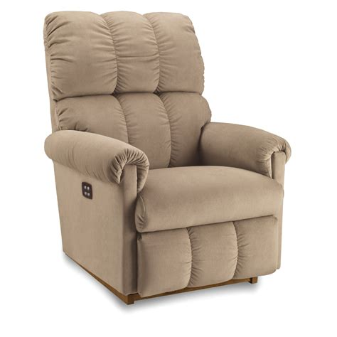 la z boy power recliners la z boy aspen powerrecliner xr tan shop your way