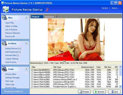 how to downsize picture resize genius 2 7 1 indir tamindir