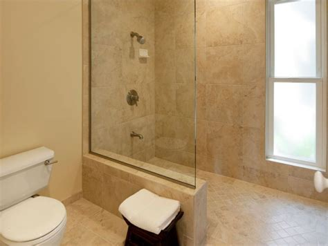 doorless showers for small bathrooms bathroom the required size of doorless walk in shower