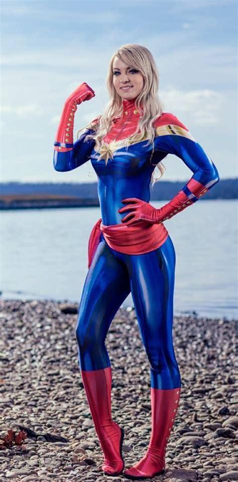 danielle denicola captain marvel cosplay cosplay