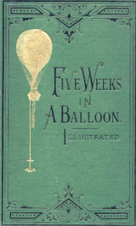 Five Weeks In A Balloon By Jules Verne Link