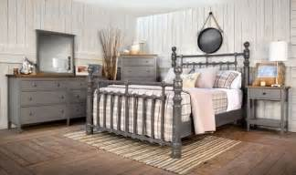 Bed is both industrial and chic perfect for your home in a twin full