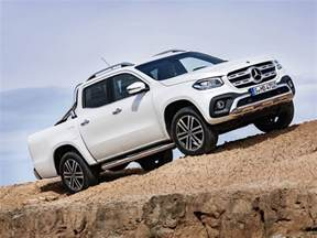 Mercedes Truck And Why Americans Can T Buy The New Mercedes X Class