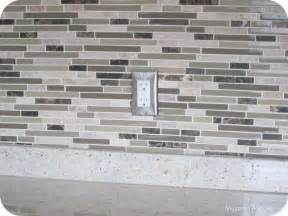 how to grout backsplash tile mummy maggie chronicles kitchen makeover reveal