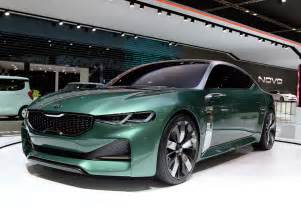Who Makes Kia Automobiles Forte Based Kia Novo Concept Hints At Brand S Future