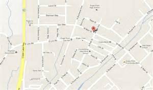 map of eagle point oregon location bookmark oregon