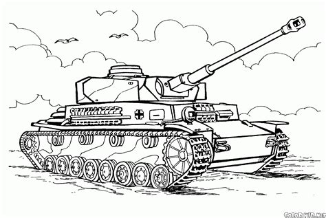 coloring pages world of tanks coloring page medium tank
