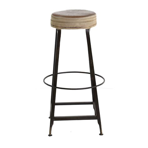 Tabouret Bar Cuir by Tabouret De Bar En Cuir Vintage Ii Absolument Design