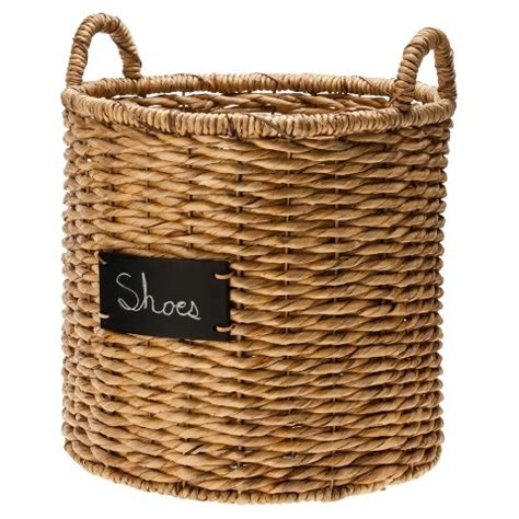 Decorative Basket by Decorative Basket With Chalkboard Smith Target