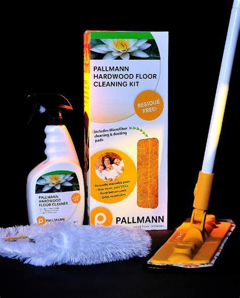 Pallmann Hardwood Floor Cleaning Kit