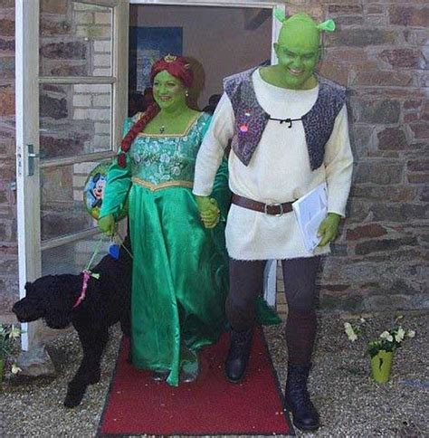 real shrek wedding news