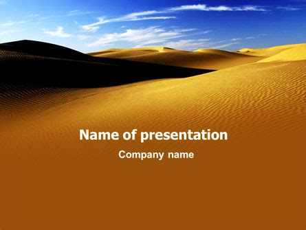Red Desert Powerpoint Template Backgrounds 02728 Poweredtemplate Com Desert Powerpoint Background