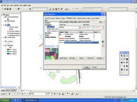layout arcgis youtube curso de arcgis video tutorial parte 6 presentacion