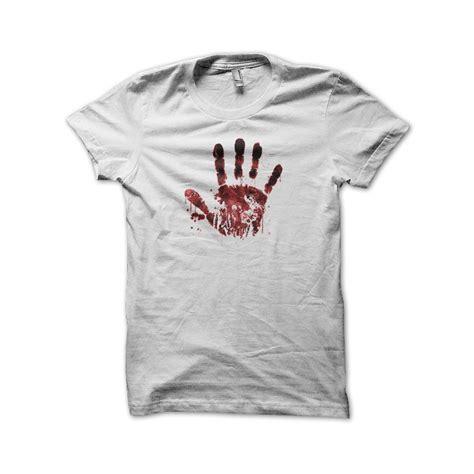 Blood A White Shirt by Blood White Shirt