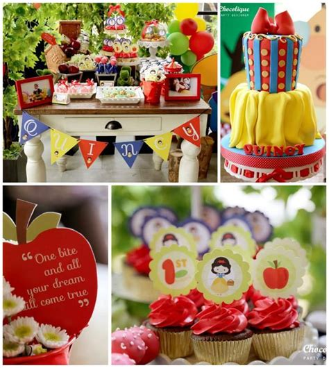 501 best images about parties snow white the seven