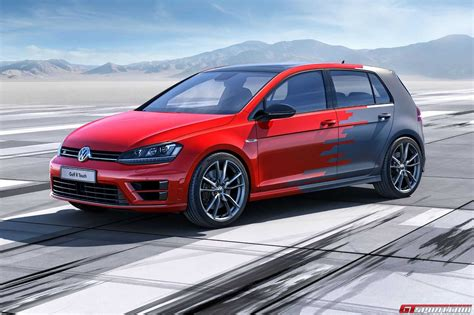 official volkswagen golf r touch concept gtspirit