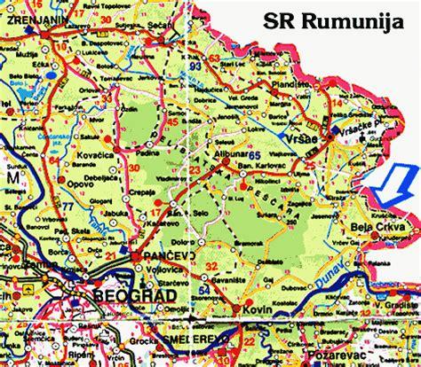 karta srbije images