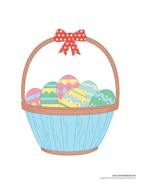 easter basket craft easter basket template easter basket clipart easter craft