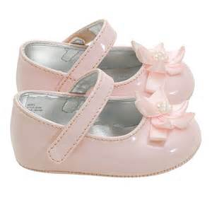 pink patent flower accent dress shoes baby 0 toddler