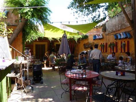 Le Patio Bouzigues le patio terrasse photo de le cafe de bouzigues aigues