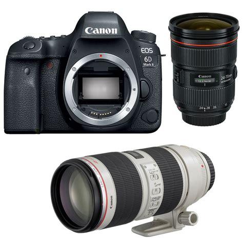 best buy canon 6d buy canon eos 6d ii ef 24 70 f 2 8l ii usm ef 70