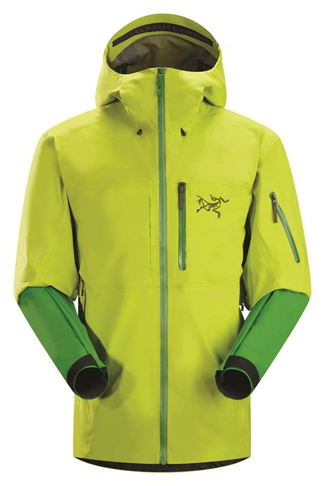 Arc Jaket Tad Green Scoot 10 of the best s jackets 2014 15 fall line skiing