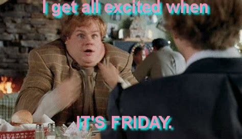 Tommy Boy Memes - friday gif chris farley tommy discover share gifs
