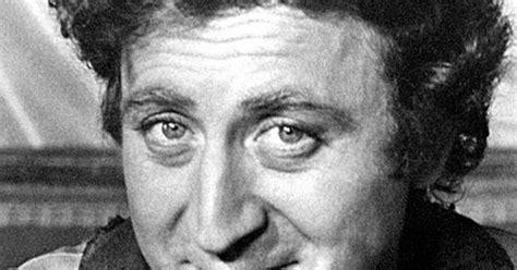 gene wilder twitter gene wilder willy wonka star 1933 2016 celebrities