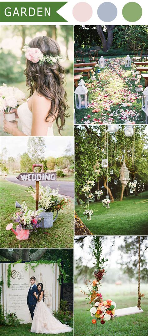 Garden Theme Ideas 10 Trending Wedding Theme Ideas For 2016