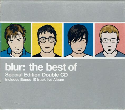 best of blur blur the best of cd at discogs