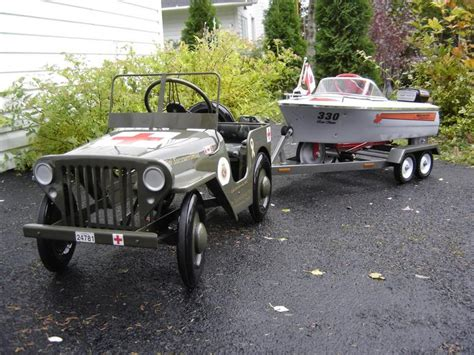 pedal boat newfoundland nylint semis mytractorforum the friendliest