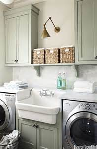 Cabinets Laundry Room Laundry Room Makeover Ideas Centsational